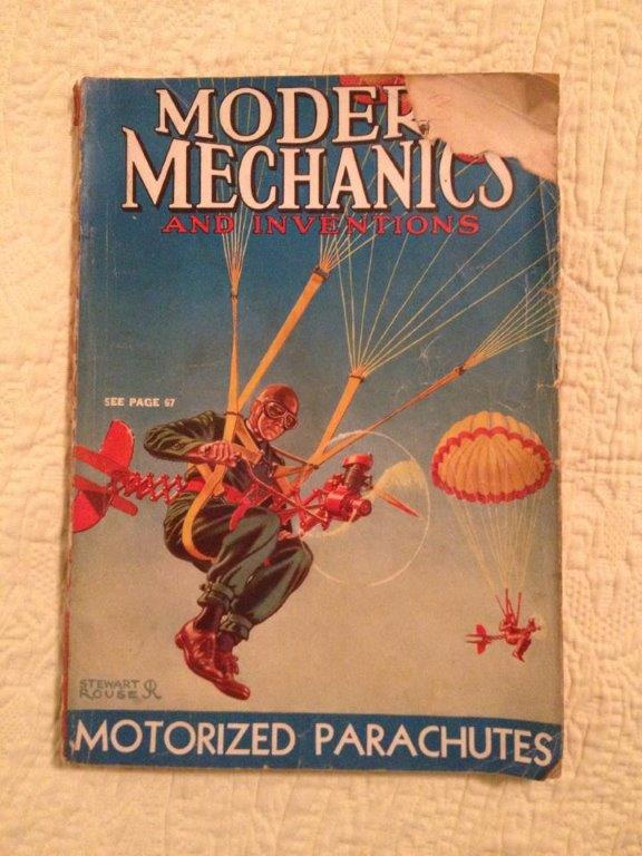 Motorized Parachutes
