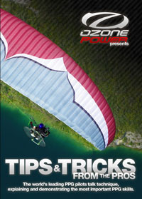 Ozone DVD - Tips and Tricks PPG Flying